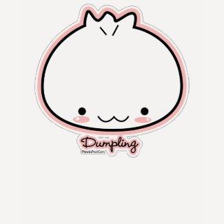 Chinese Character T-shirt (Dumpling)