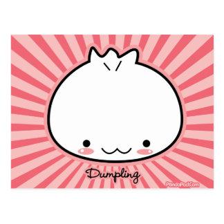 Dumpling Postcard
