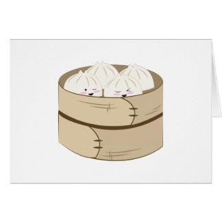 Dumplings Card
