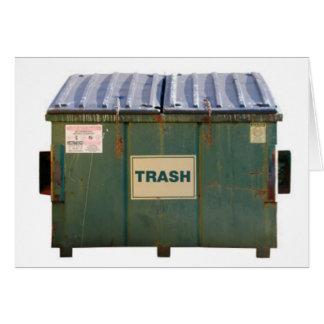 Dumpster Card