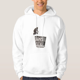Dumpster Diver ... themusical Hoodie
