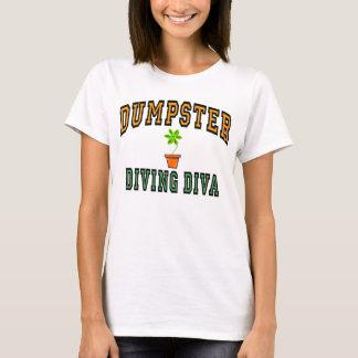 Dumpster Diving Diva T-Shirt