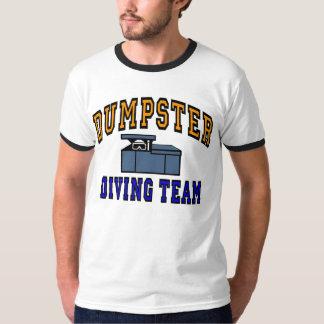 Dumpster Diving Team Logo Shirt