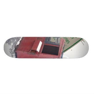 Dumpster Skateboard