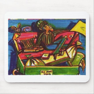 dumpster thrive mouse pad