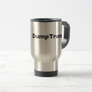 DumpTrump Travel Mug