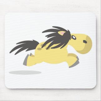Dun Pony Cartoon Mousemat Mouse Pad