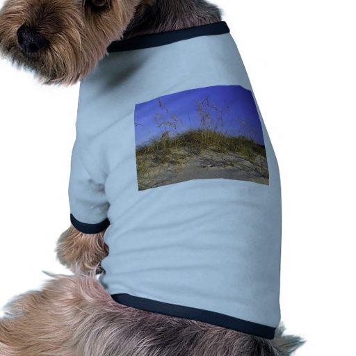 Duna de arena camisas de mascota