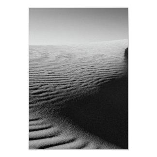 Duna del desierto del Grayscale