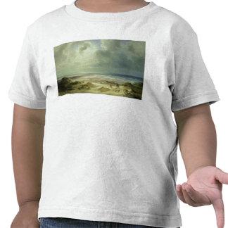 Duna por Hegoland, mar tranquilo Camisetas