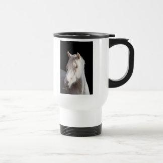 Dunalino American Bashkir Curly travel mug