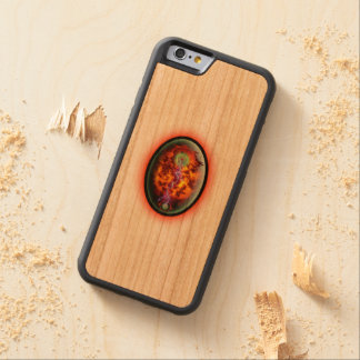 Dunamis Carved® Cherry iPhone 6 Bumper Case