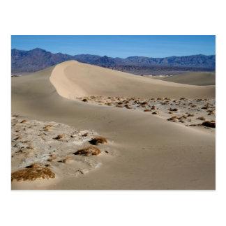 Dunas 1 de Death Valley Postales
