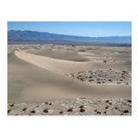 Dunas 2 de Death Valley Postal
