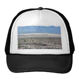 Dunas de arena de Death Valley del desierto Gorras De Camionero