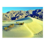 Dunas de arena de Death Valley Postal