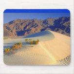 Dunas de arena de HDR Death Valley Alfombrillas De Ratón