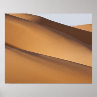 Dunas de arena, desierto del Sáhara, Marruecos 2 Impresiones