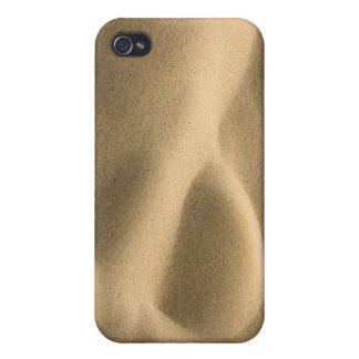Dunas de arena iPhone 4/4S carcasas