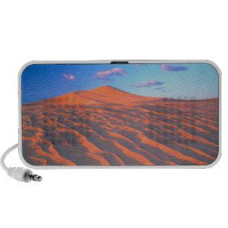 Dunas de Dumont, dunas de arena y nubes iPhone Altavoz