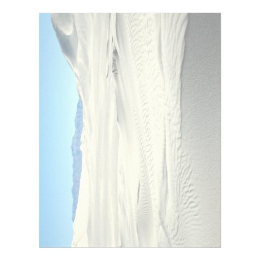 Dunas de Kelso, cerca de Death Valley, California, Plantilla De Membrete