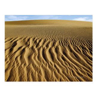 Dunas del Mesquite, parque nacional de Death Postal