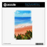 DUNAS iPod TOUCH 4G SKIN