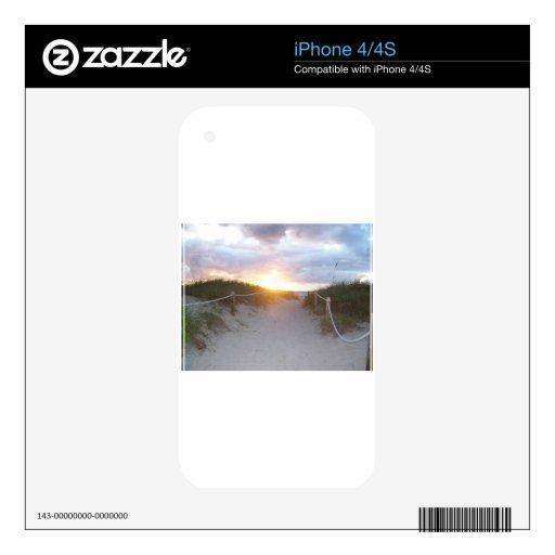 Dunas Skin Para El iPhone 4S