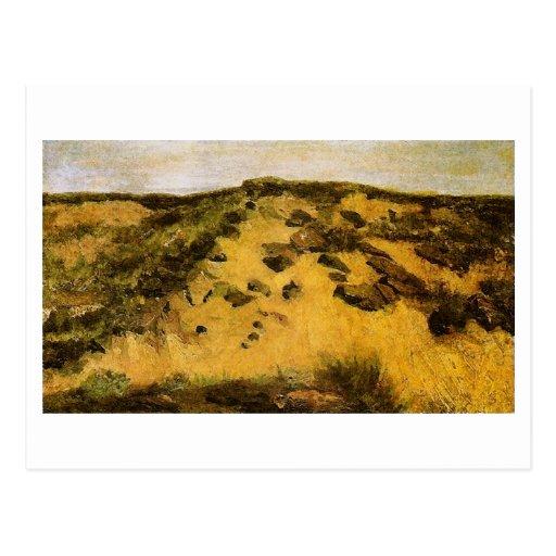 Dunas, Vincent van Gogh Tarjetas Postales