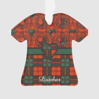Dunbar clan Plaid Scottish tartan