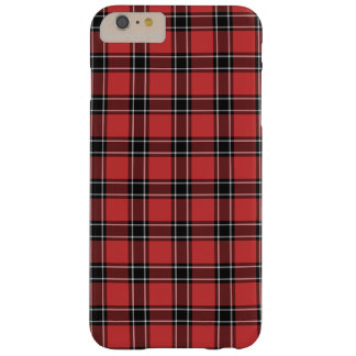 Dunbar District Tartan Barely There iPhone 6 Plus Case