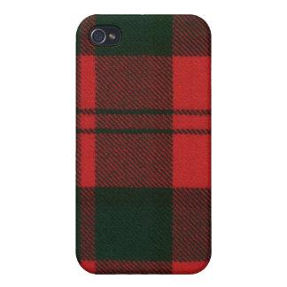 Dunbar Modern Tartan iPhone 4 Case