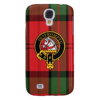 Dunbar Scottish Crest and Tartan Samsung Case