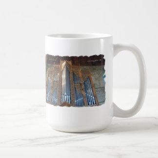 Dunblane Cathedral organ mug