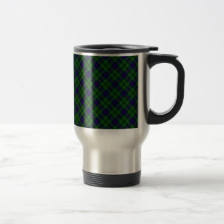 Duncan Clan Tartan Designed Print Travel Mug