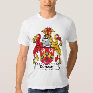 Duncan Family Crest T Shirt