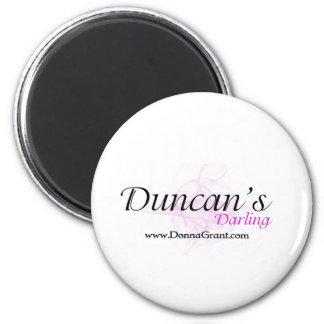 Duncan Fridge Magnets
