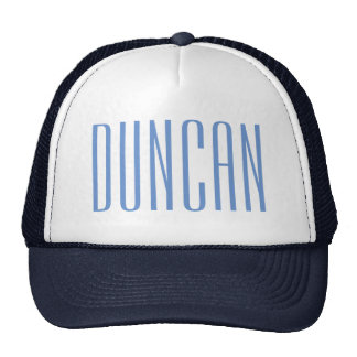 Duncan Hat