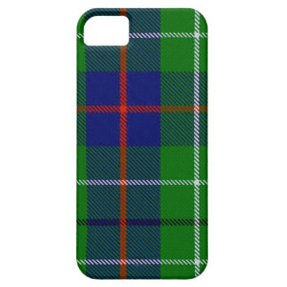 Duncan Tartan iPhone SE/5/5S Barely There Case