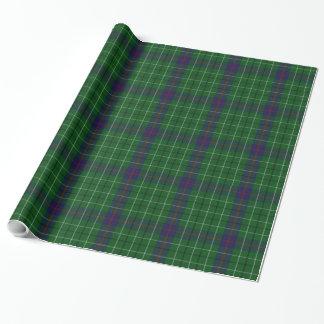 Duncan Tartan Plaid Wrapping Paper