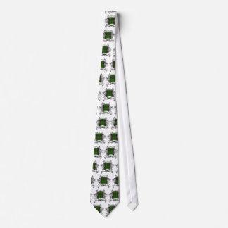 Duncan Tartan Shield Tie