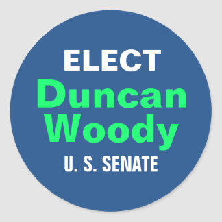 DUNCAN WOODY stickers (6)