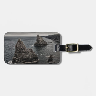 Duncansby Rock Stacks North of Scotland Landscape Luggage Tag