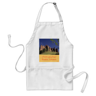 duncanweb-red-rocks, A taste from home!Boulder,... Adult Apron