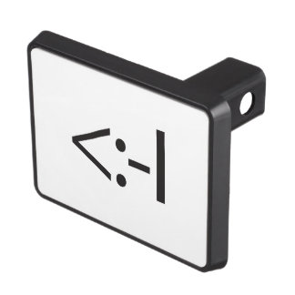 dunce.ai trailer hitch covers