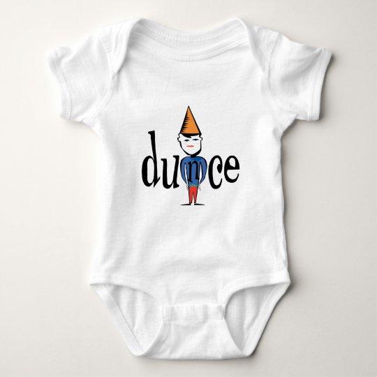 Dunce Baby Bodysuit
