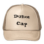 Dunce Cap Hat