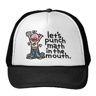 dunce cap. trucker hat