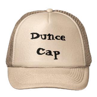 Dunce Cap Trucker Hat