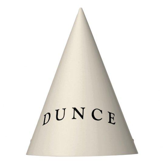 Dunce Hat | Zazzle.com